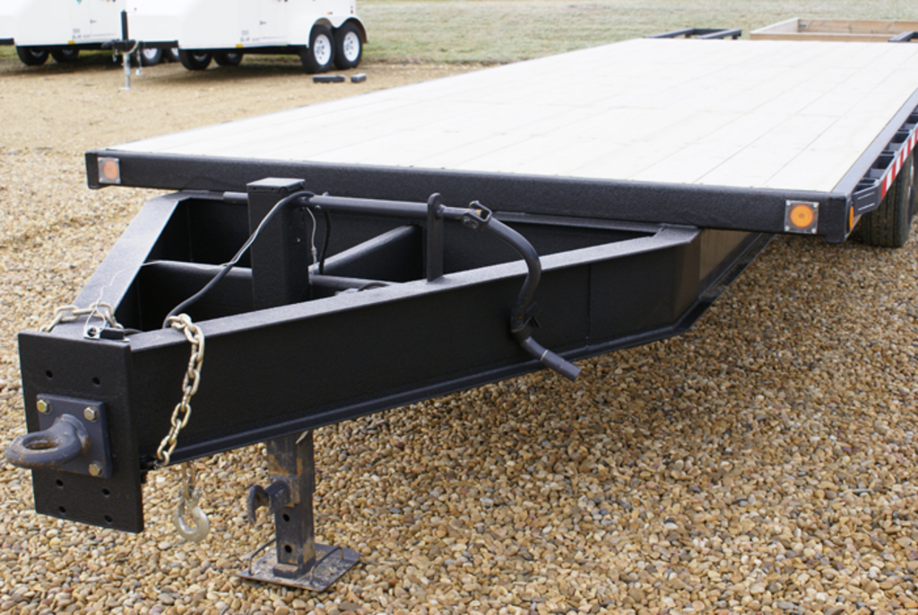 Cargo Trailer Hitch