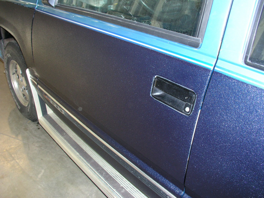 Rocker Panels After LINE-X