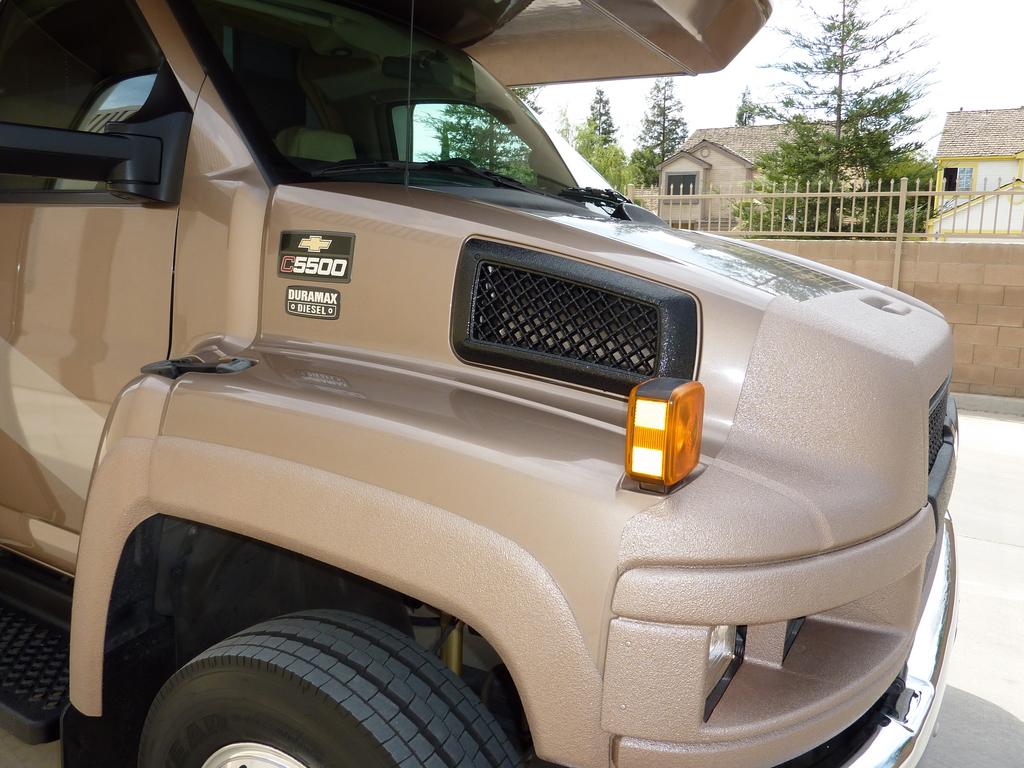 Truck Camper Bra